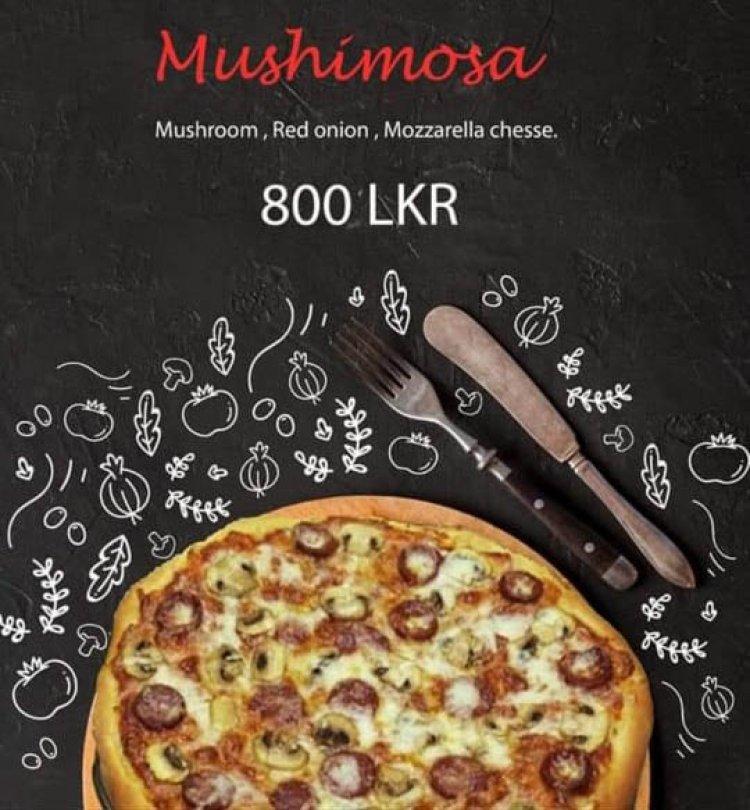 Mushimosa Pizza